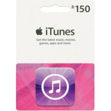 R 150 SA iTunes Voucher